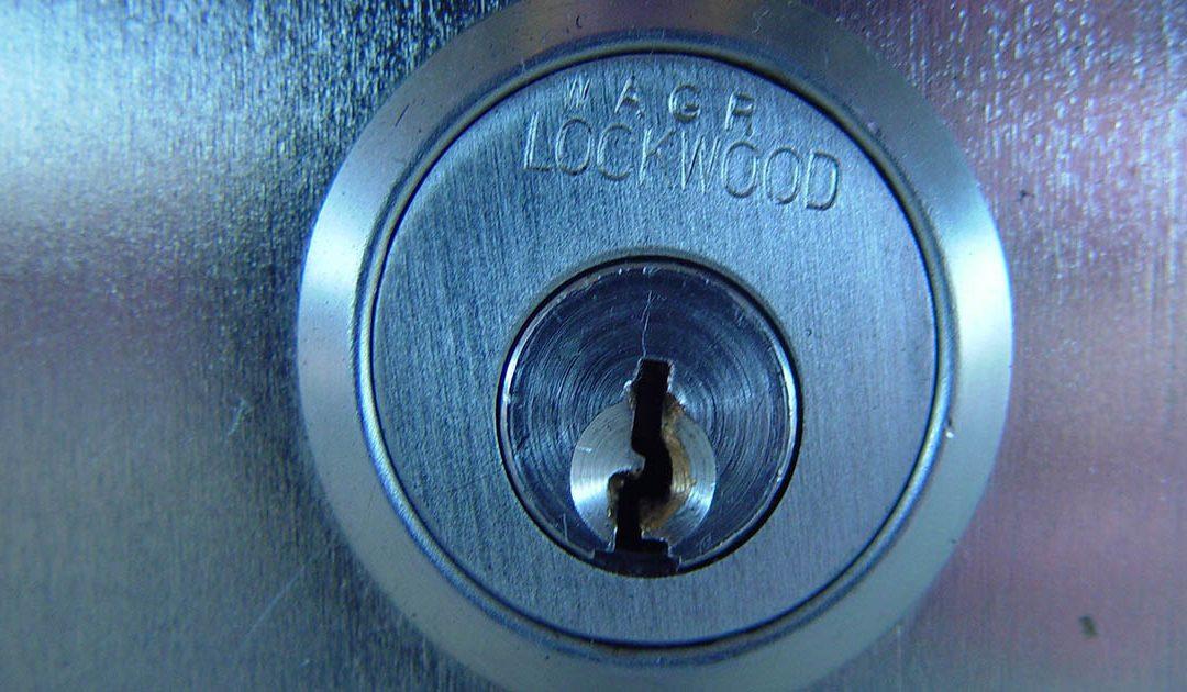 Quel est le prix d'un cylindre de sécurité ?
