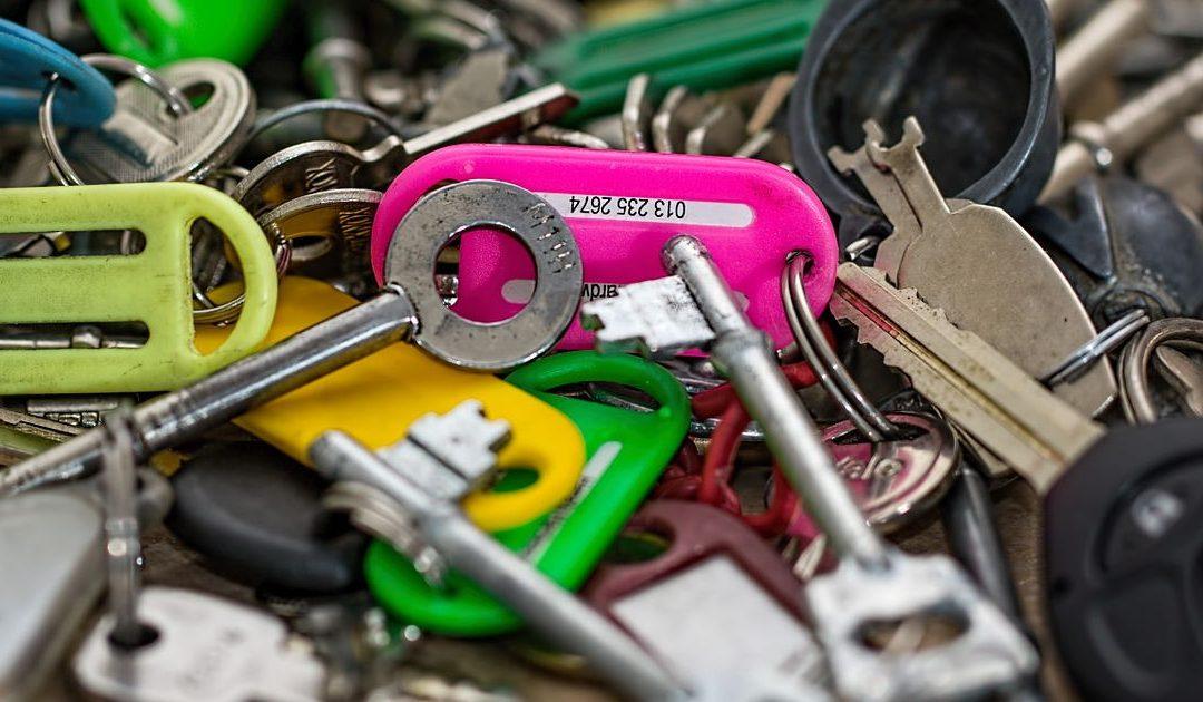 Que faire en cas de clé perdue ou volée ?